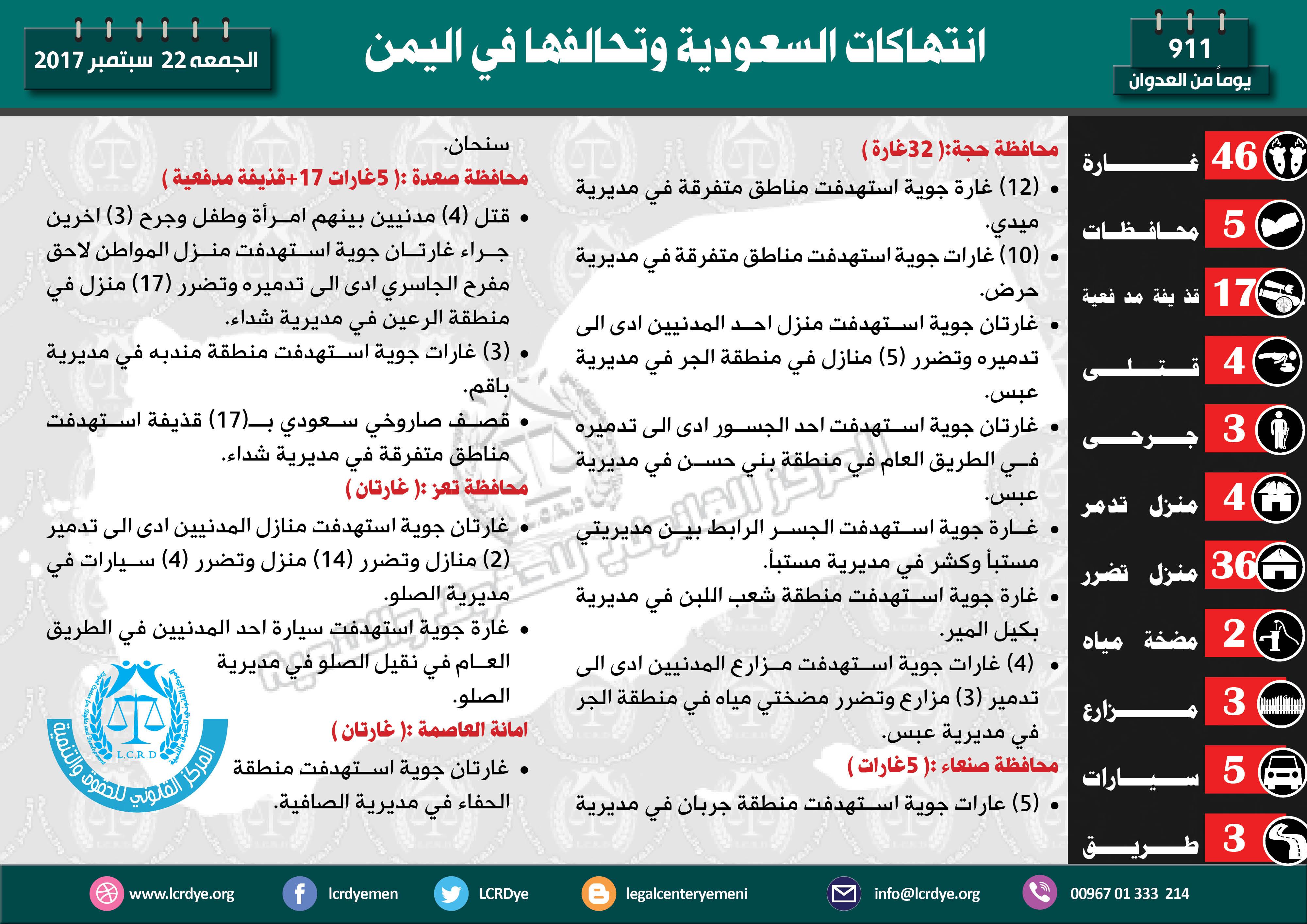 انفوجرافيك عربي22 سبتمبر