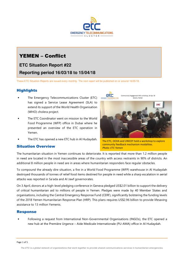 1079539-2018-04- 14 – Yemen – ETC SitRep 22