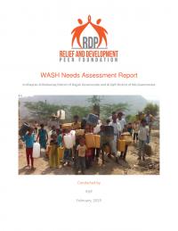 1244914-RDP_WASH Needs Assessment Report_ Khayran Al Muharraq and Al Qafr Districts_2019