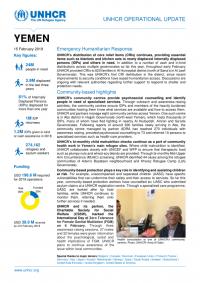 1245689-Yemen EXTERNAL Operational Update 2018-02-15