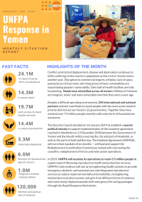 1251568-UNFPA Yemen – Monthly SitRep #1 January 19_compressed (2)