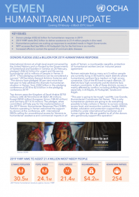 1256118-Yemen humanitarian update no 4