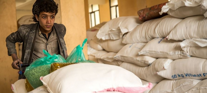 WFP is providing food assistance